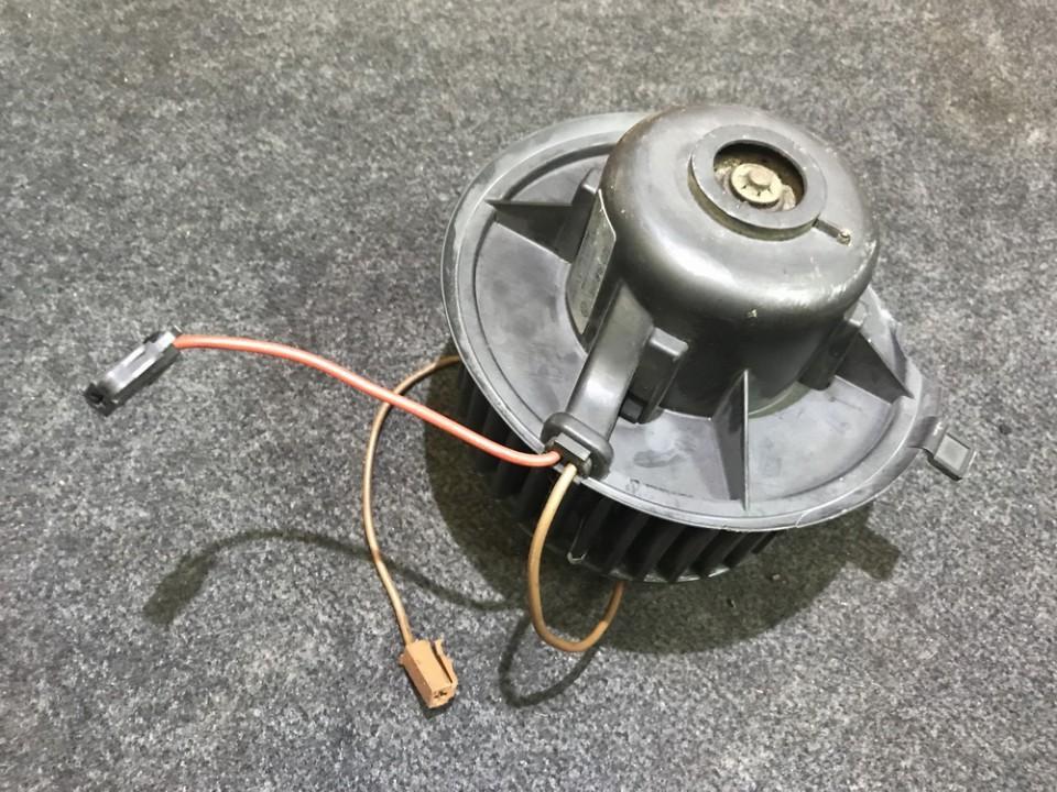 Salono ventiliatorius 3137020021 1H1819021 Volkswagen GOLF 2002 1.6