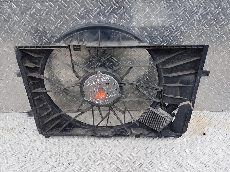 Difuzorius (radiatoriaus ventiliatoriaus) A2035000293 885001966 885.001.955 Mercedes-Benz CLK-CLASS 2003 1.8