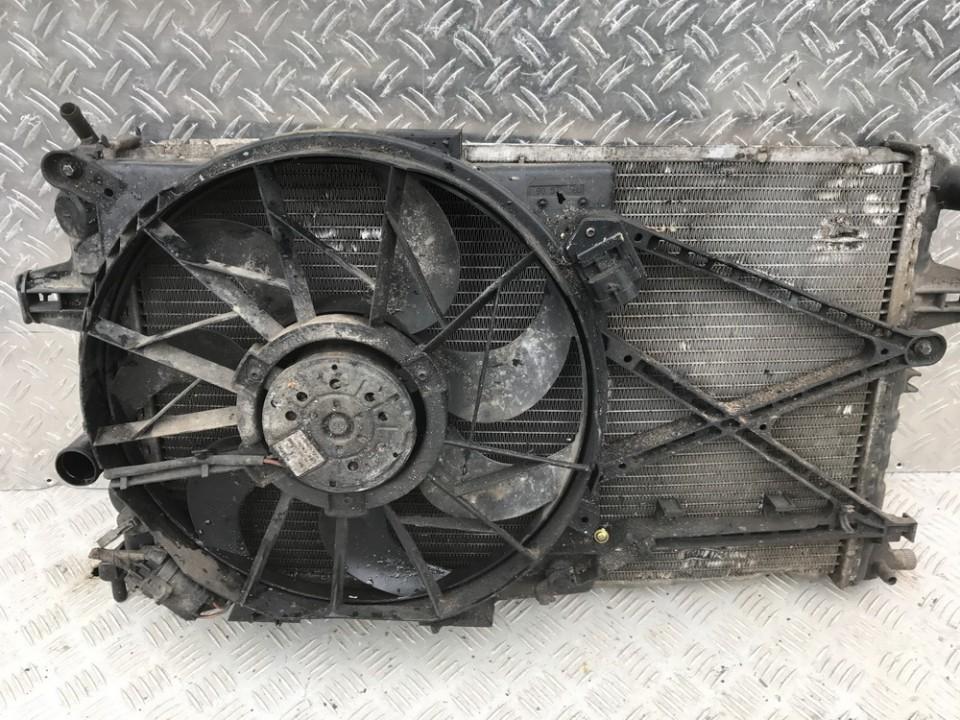 Difuzorius (radiatoriaus ventiliatoriaus) NENUSTATYTA n/a Opel ASTRA 2002 1.7