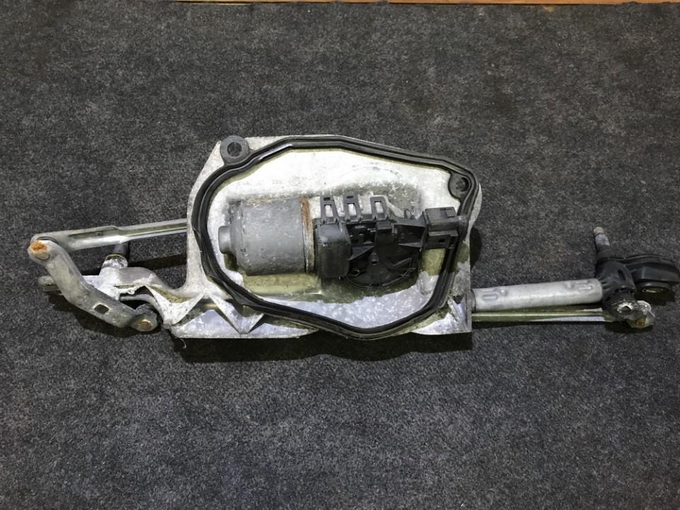 Valytuvu mechanizmas Pr. 3397020633 13111212rhd Opel ASTRA 2000 2.0