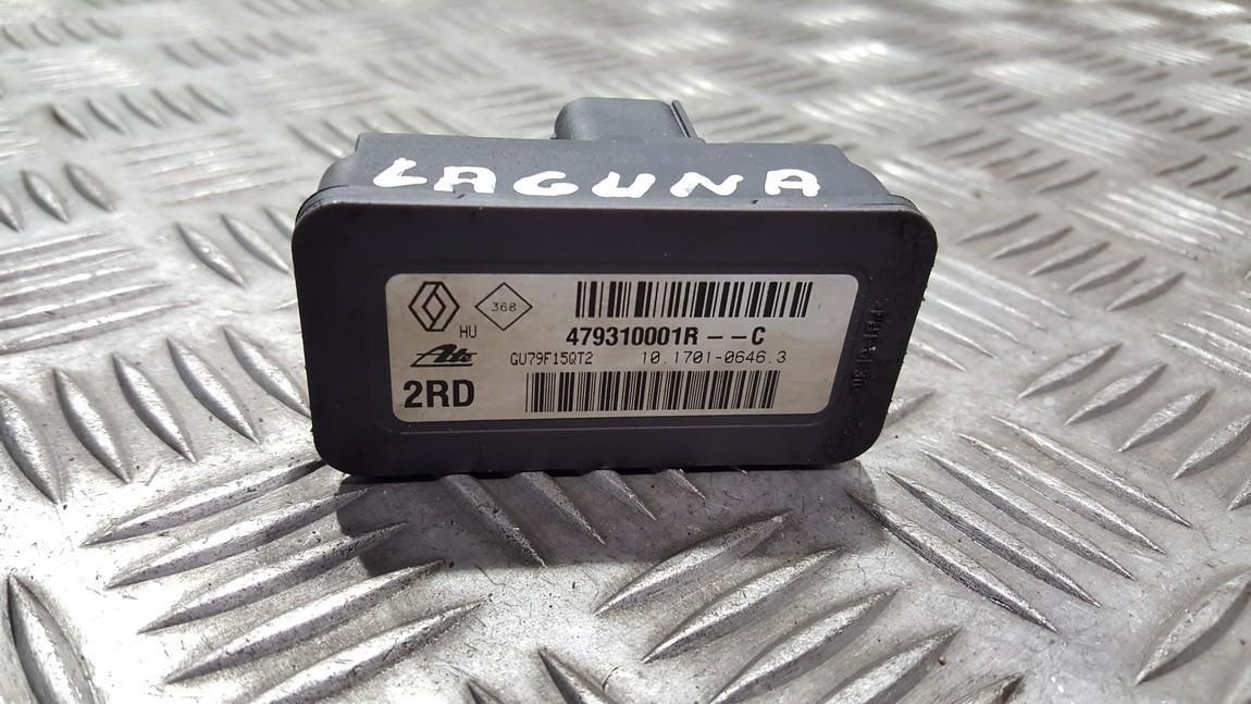 Esp Accelerator Sensor Renault Laguna 2009    0.0 479310001RC