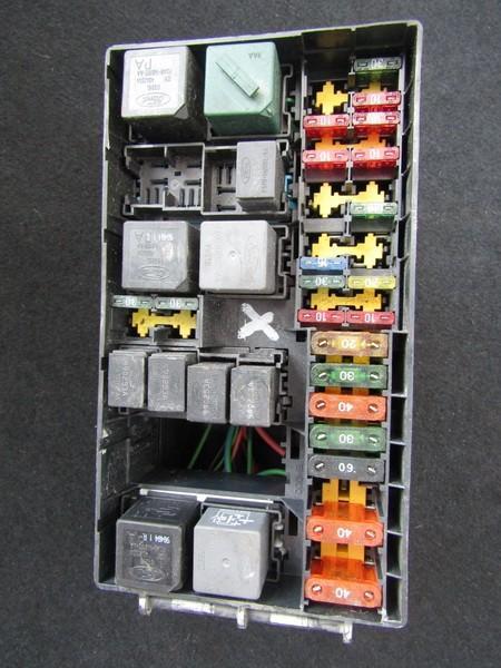 Блок предохранителей 98ag14a067cc 98ag-14a067-cc, 518261102 Ford FOCUS 2015 1.5