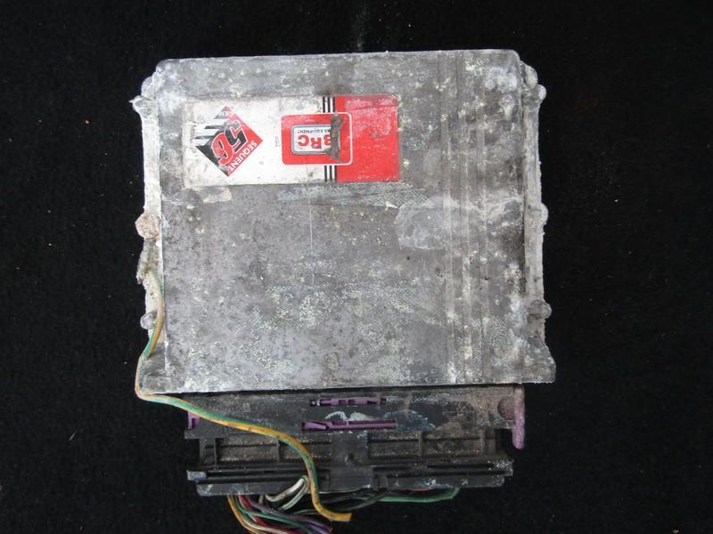 GAS control module (unit computer) Volkswagen Golf 1995    1.8 nenustatyta