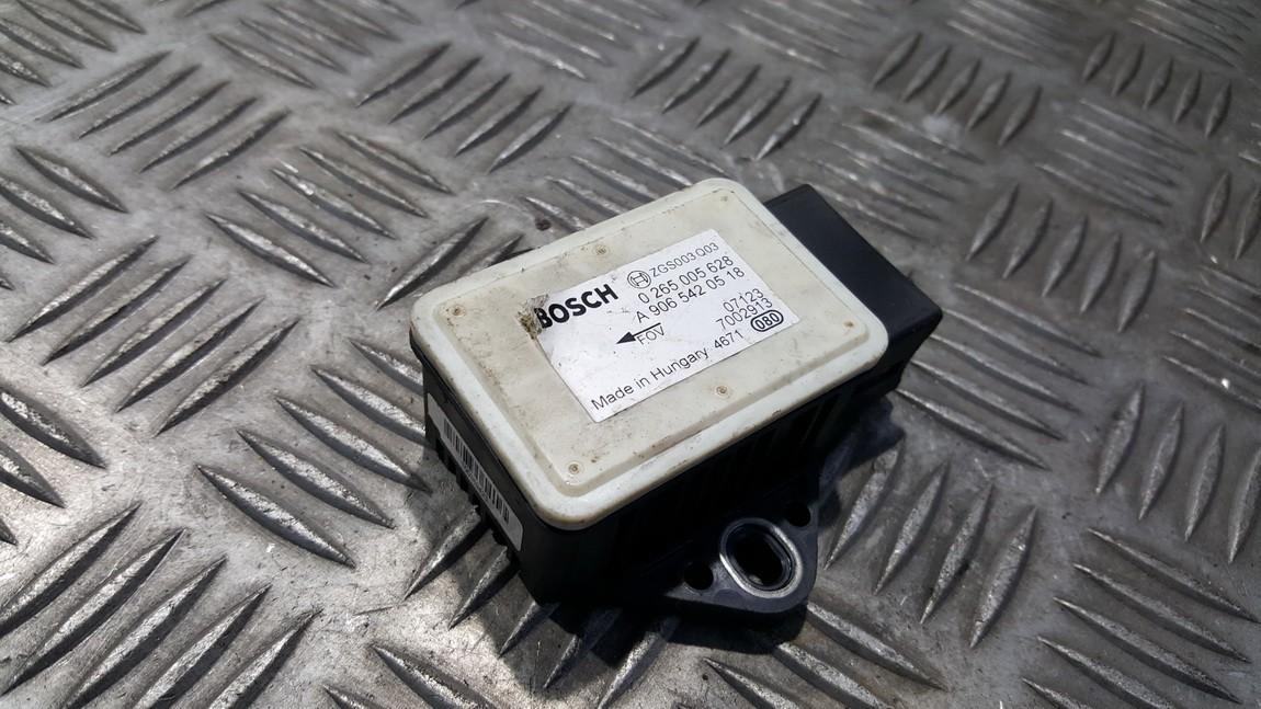 Esp Accelerator Sensor Volkswagen Crafter 2008    0.0 0265005628