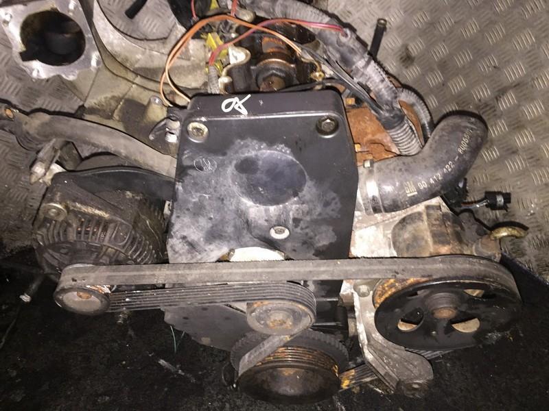Двигатель C16SE NENUSTATYTA Opel ASTRA 1994 1.7