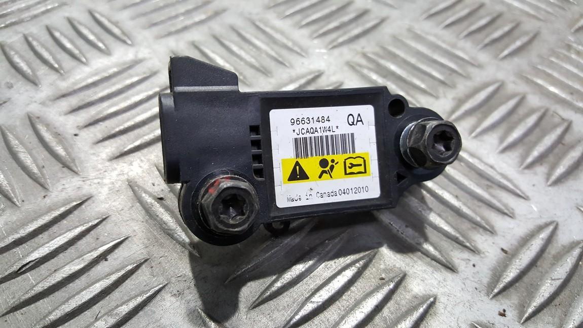 Srs Airbag daviklis 96631484 NENUSTATYTA Chevrolet CAPTIVA 2008 2.0