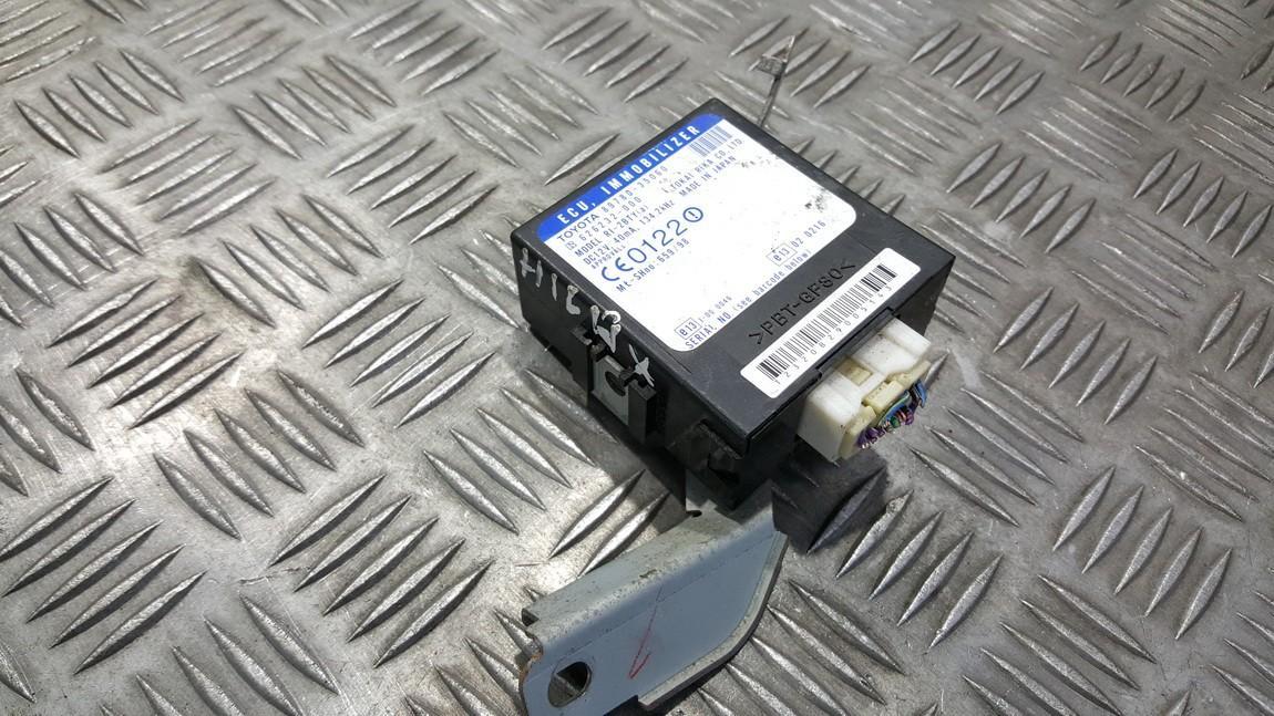 Imobilaizerio kompiuteris 8978035060 89780-35060, 626232-00, 626232000 Toyota HILUX 2012 2.5