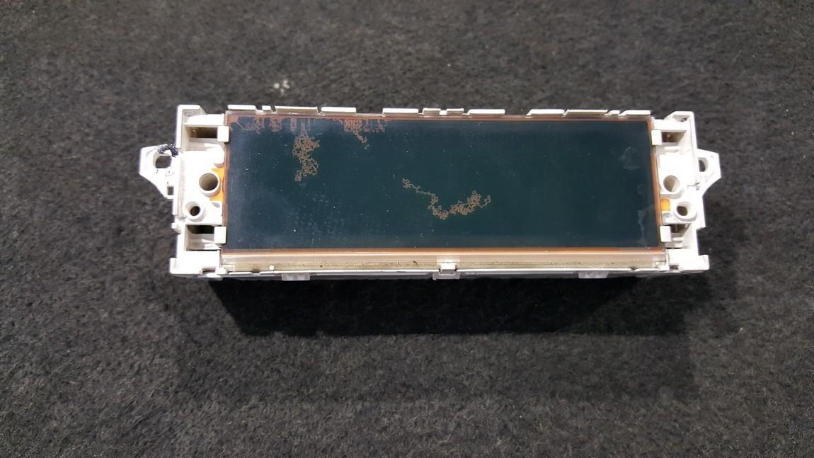 Display Peugeot 407 2007    0.0 965788278000