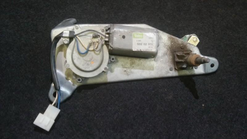 Rear wiper motor (Rear Screen Wiper Engine) Renault Safrane 1997    2.0 7700800376
