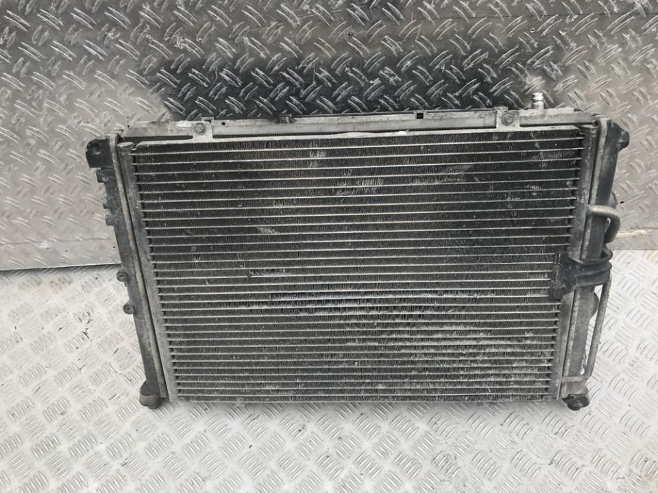 Renault  Scenic Oro Kondicionieriaus radiatorius