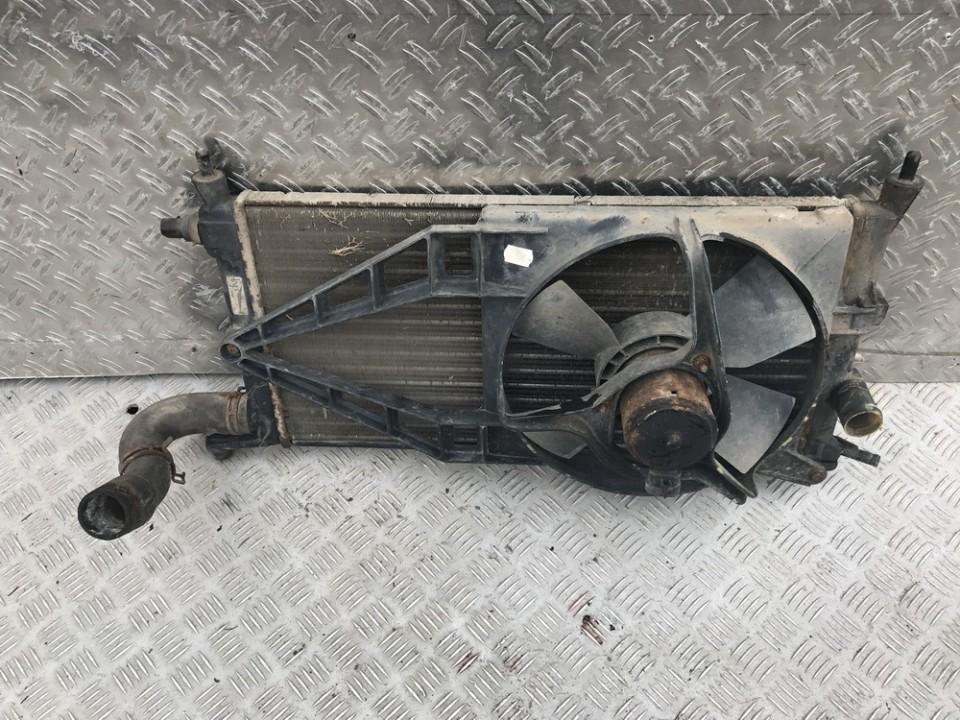 Vandens radiatorius (ausinimo radiatorius) NENUSTATYTA n/a Opel CORSA 2000 1.0