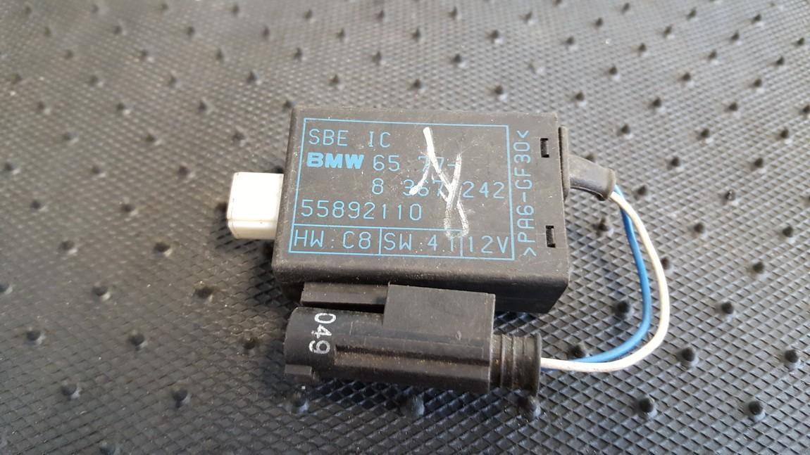 Kiti kompiuteriai 65778367242 55892110, 6577-8367242 BMW 3-SERIES 2000 1.9