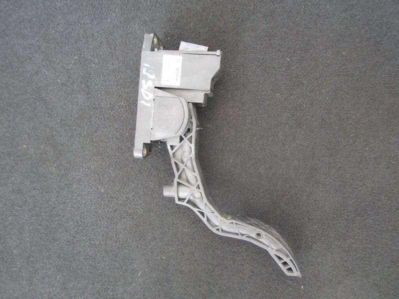 Elektrinis greicio pedalas 0281002374 084200278yb3, 6q2721503b Skoda FABIA 2012 1.2