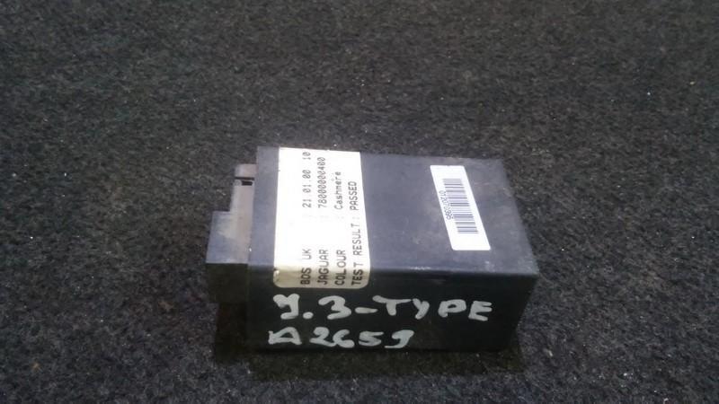 Kiti elektroniniai davikliai 78000000400 012070395 Jaguar S-TYPE 2007 2.7