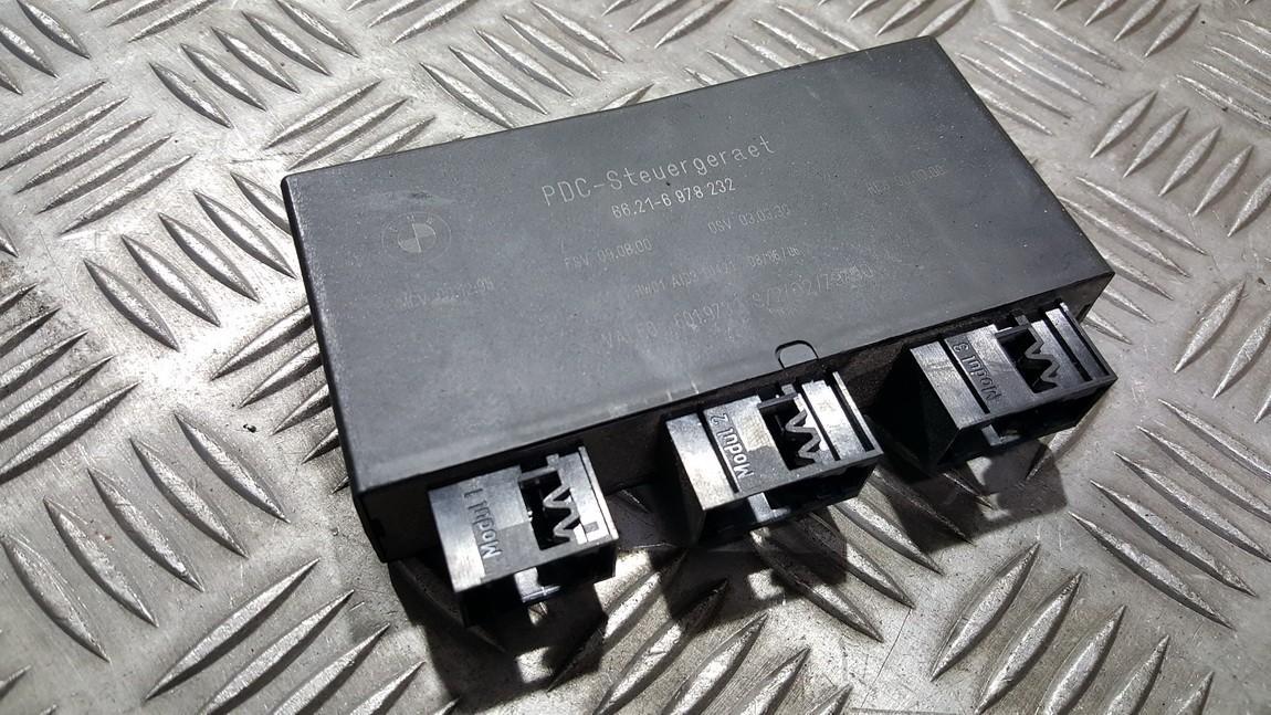 Parking Sensor ECU BMW 7-Series 2003    0.0 66216978232