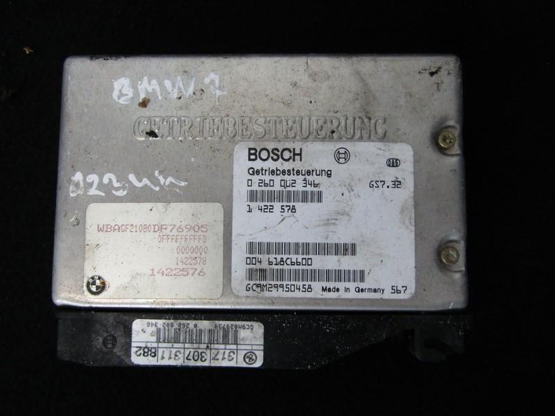 Transmission Computer  BMW 7-Series 1997    3.0 0260002346