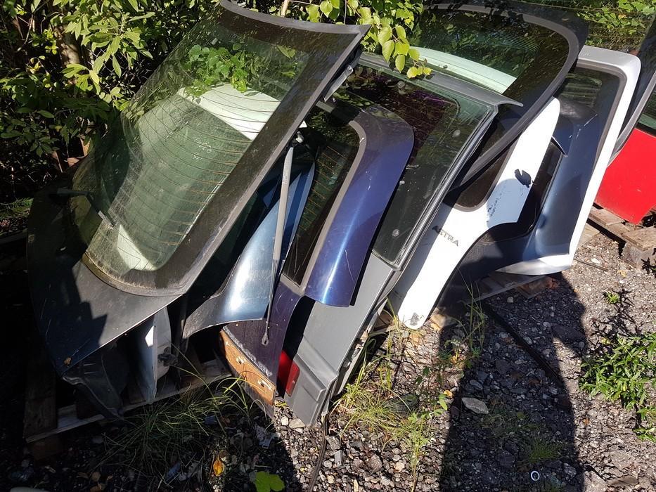 Galinis dangtis G (kapotas) NENUSTATYTA nenustatyta Pontiac TRANS SPORT 1995 2.3