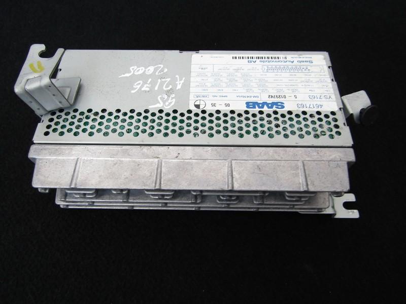 Audio amplifier SAAB 9-5 2005    2.0 4617163