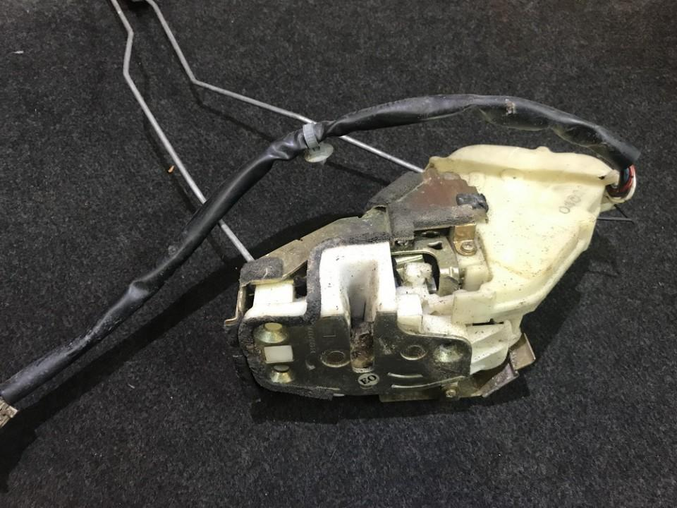 Duru spyna P.K. NENUSTATYTA N/A Honda CR-V 2003 2.0