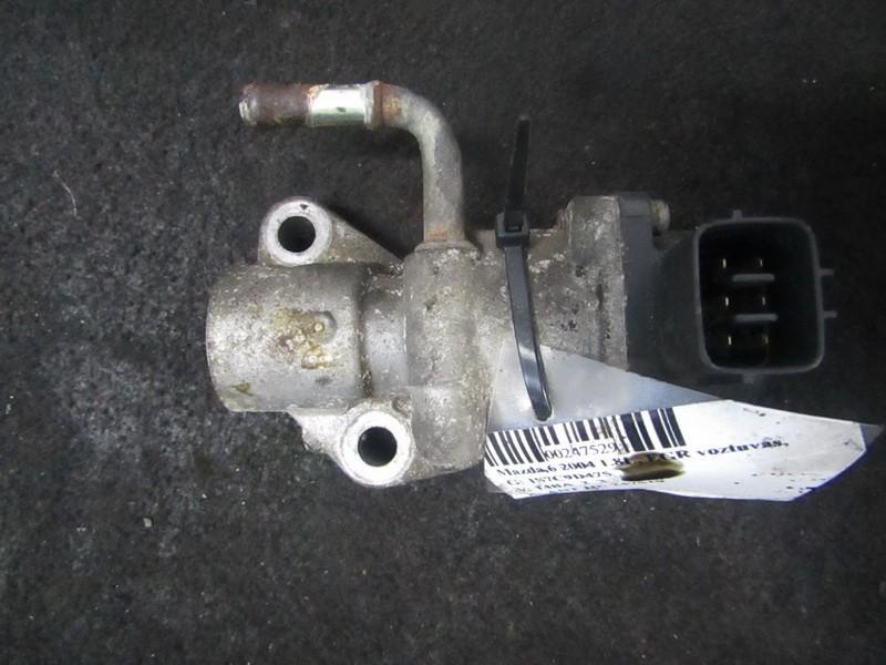 EGR voztuvas 1S7C9D475     Mazda 6 2002 2.3