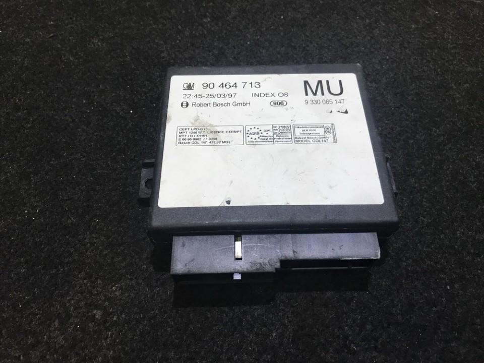 General Module Comfort Relay Opel Vectra 1996    2.0 90464713