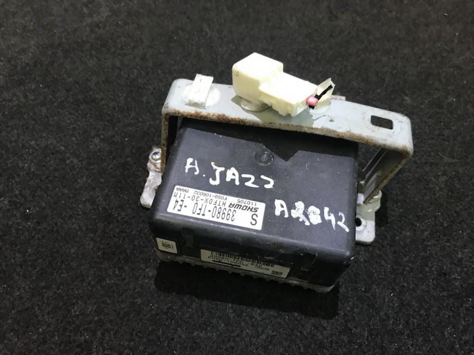 Power Steering ECU (steering control module) Honda Jazz 2012    1.4 39980tf0e4
