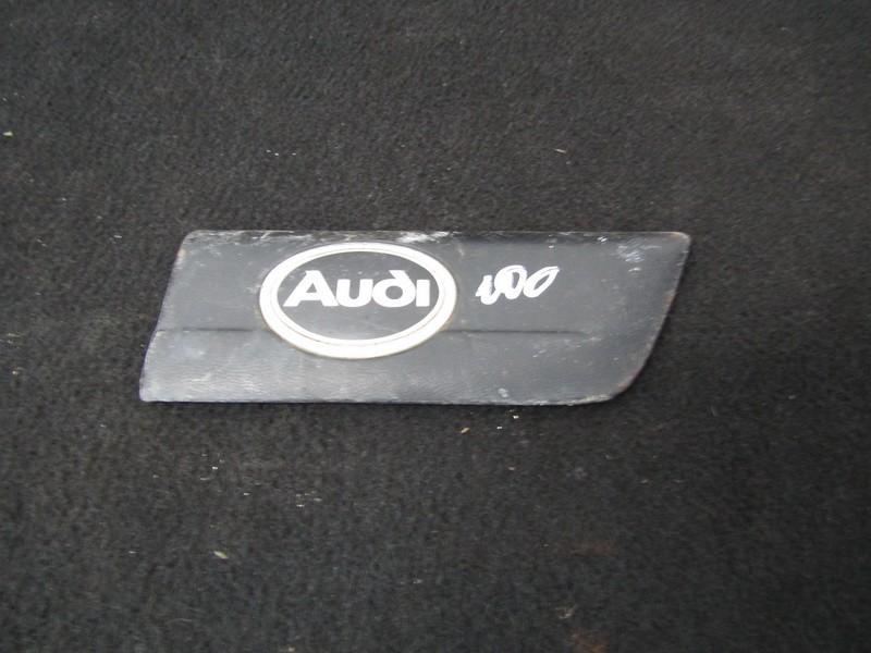 Right front Fender (Arch)  Molding Audi 100 1993    2.5 nenustatyta