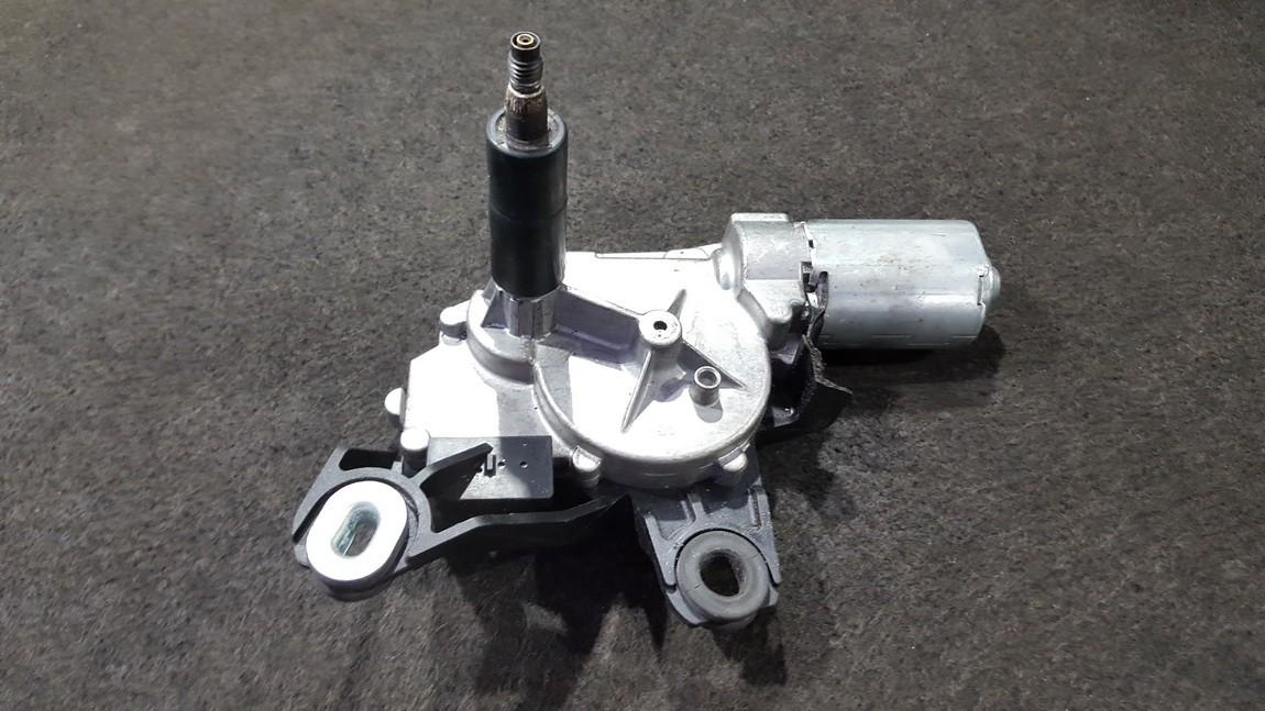 Rear wiper motor (Rear Screen Wiper Engine) Volkswagen Passat 2009    0.0 1T0955711