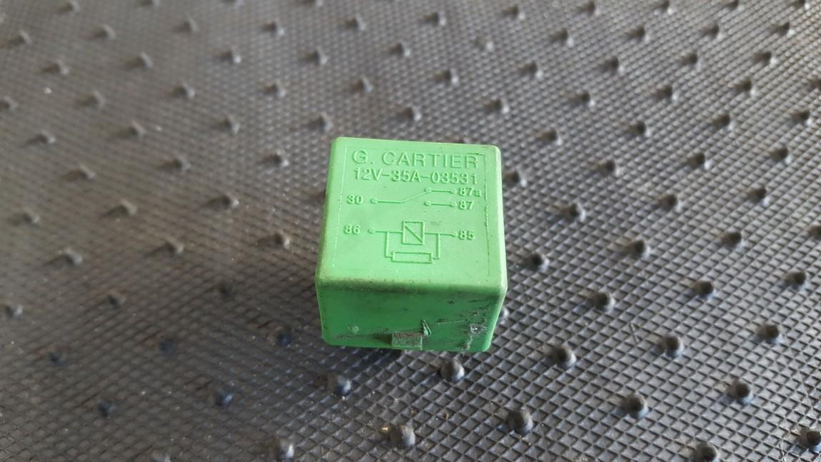 Relay module 12V3503531 12V-35-03531 Peugeot 206 1998 1.4