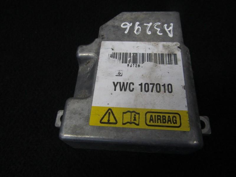 Airbag crash sensors module Rover 45 2003    2.0 ywc107010