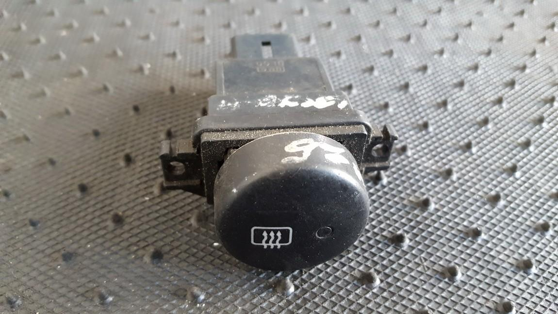 Heated screen switch (Window Heater Switch) 864W01282 864W0128 Hyundai ACCENT 1997 1.5