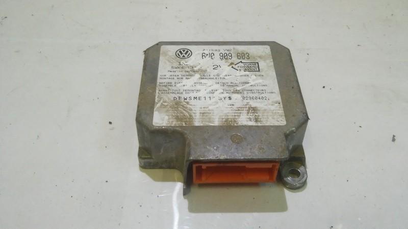 Airbag crash sensors module Ford Galaxy 1999    1.9 6n0909603
