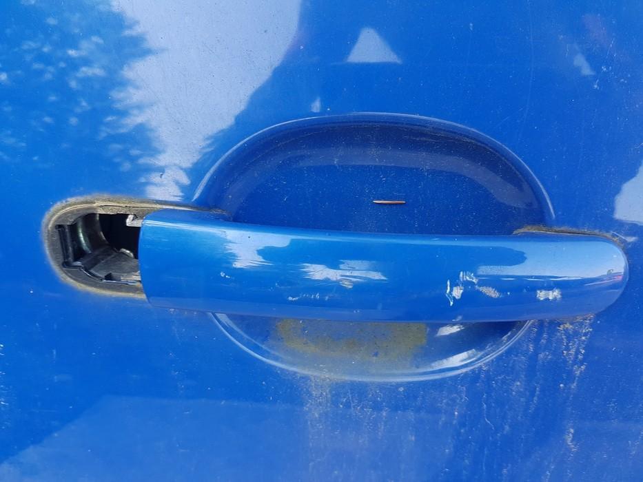 Door Handle Exterior, front right side NENUSTATYTA NENUSTATYTA Volkswagen GOLF 1992 1.4