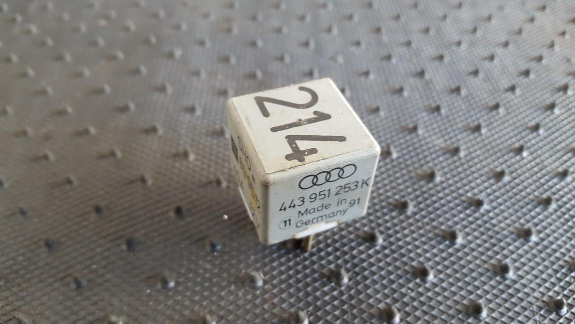 Rele 443951253K 89951240A12V Audi A4 1995 1.9