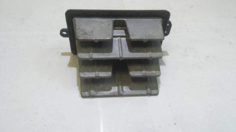 Heater Resistor Rover 75 2002    1.8 0778000580