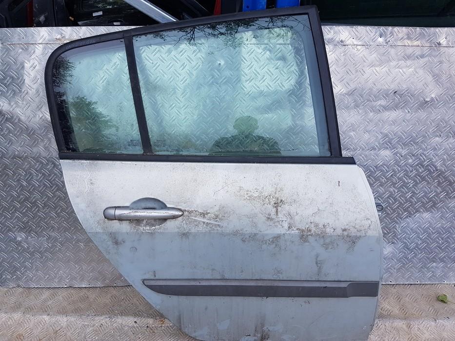 Durys G.D. NENUSTATYTA NENUSTATYTA Renault MEGANE SCENIC 2001 1.6