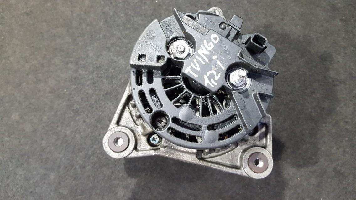Generatorius 0124325186 8200660037 Renault TWINGO 1993 1.2