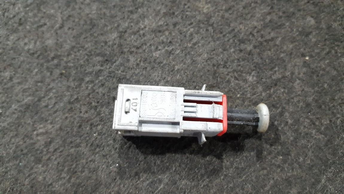 Brake Light Switch (sensor) - Switch (Pedal Contact) Opel Astra 2008    0.0 55701396