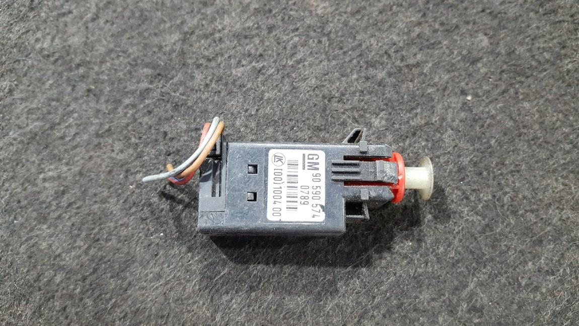 Brake Light Switch (sensor) - Switch (Pedal Contact) Opel Astra 2003    0.0 90590574