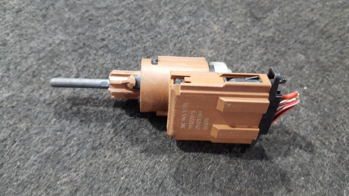 Brake Light Switch (sensor) - Switch (Pedal Contact) Volkswagen Passat 2003    0.0 3B0945511D