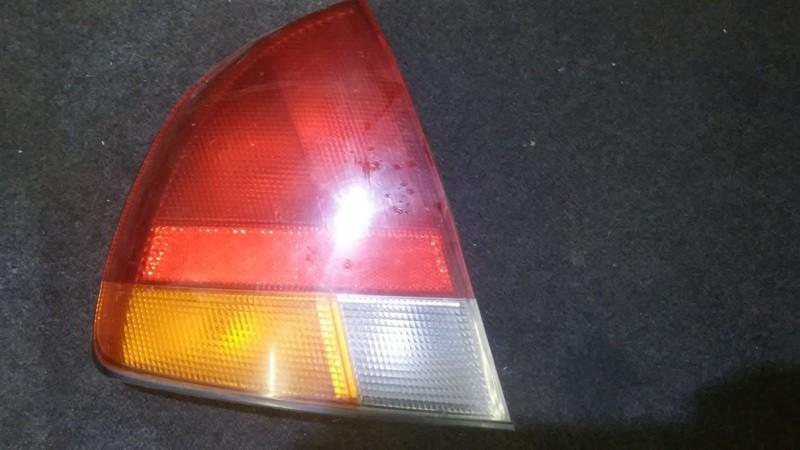 Tail Light lamp Outside, Rear Left 29210102 29.21.01.02,mb944543 Mitsubishi CARISMA 1996 1.6