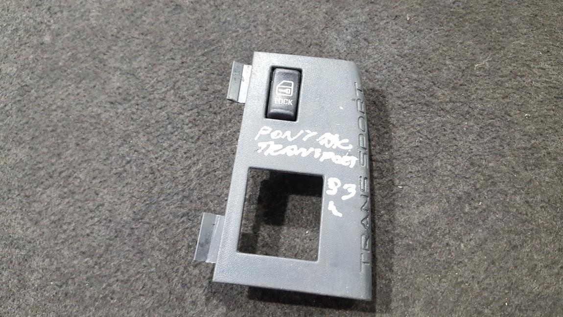 Door central locking lock unlock switch control Pontiac Trans Sport 1994    0.0 10095366M
