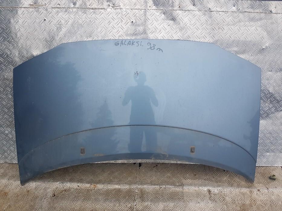 Kapotas (Variklio dangtis) NENUSTATYTA NENUSTATYTA Ford GALAXY 2001 2.3