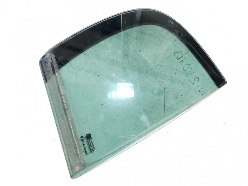 Поворотное стекло - задний правый NENUSTATYTA NENUSTATYTA Opel SIGNUM 2003 2.2