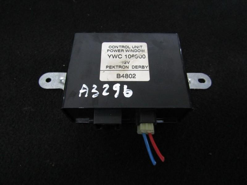 Lango pakalejo valdymo blokelis YWC106900 b4802 Rover 45 2003 1.8