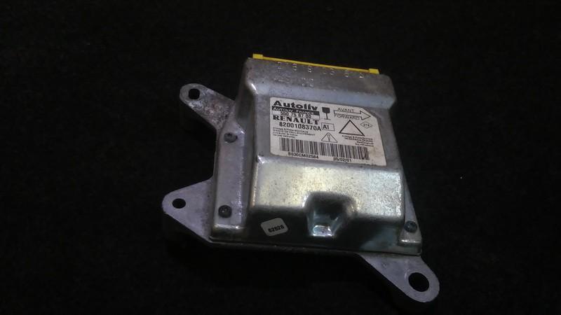 Airbag crash sensors module Renault Laguna 2002    1.9 21619087