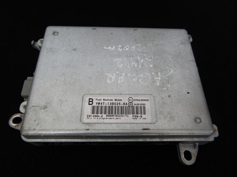 Variklio kompiuteris yw4t13b525ba yw4t-13b525-ba, 061299-2, 0000fbgdqx7g Jaguar S-TYPE 2004 2.7