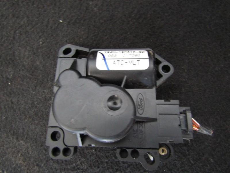 Heater Vent Flap Control Actuator Motor Jaguar S-Type 1999    3.0 xw4h19e616ac