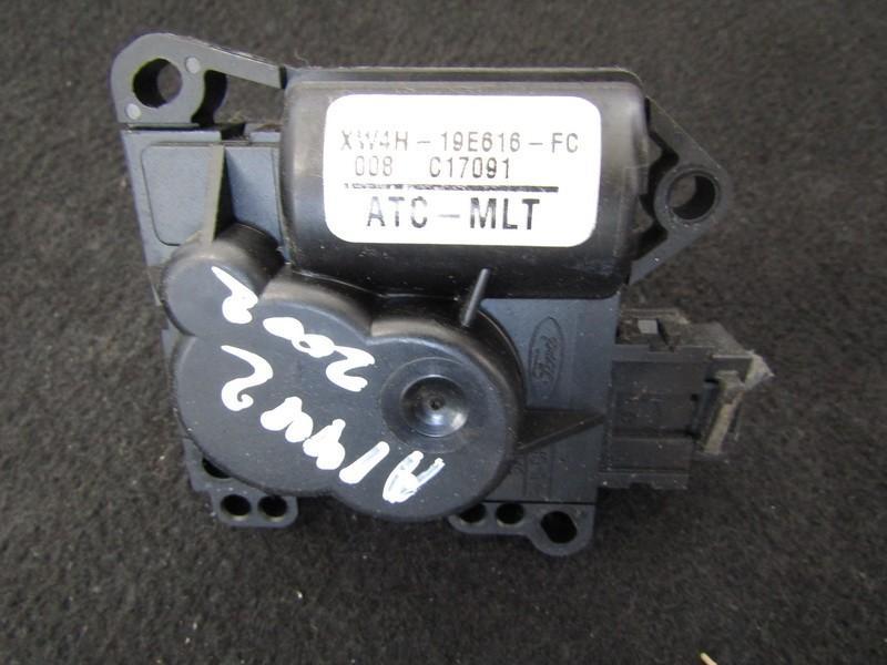 Heater Vent Flap Control Actuator Motor Jaguar S-Type 1999    3.0 xw4h19e616fc