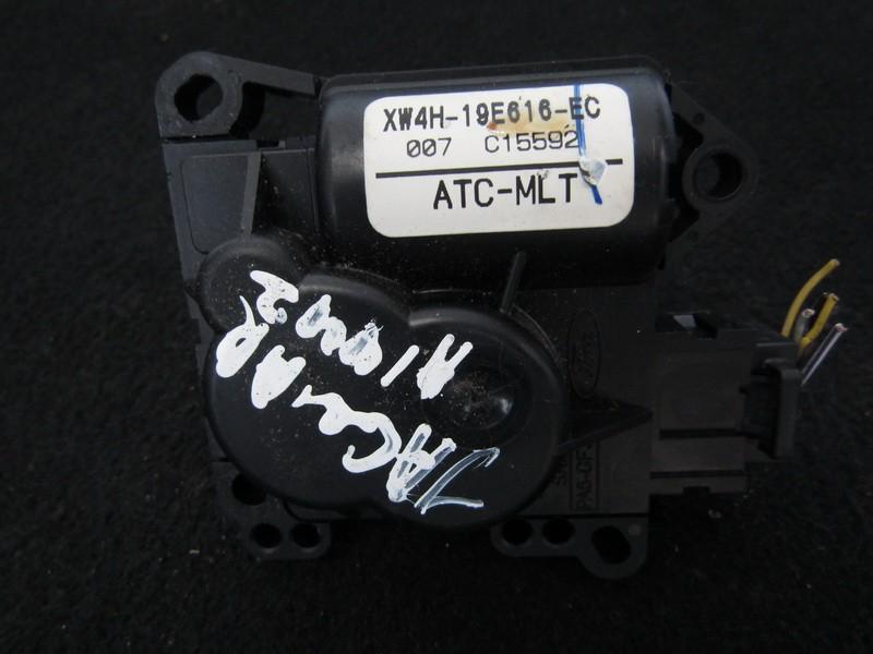 Heater Vent Flap Control Actuator Motor Jaguar S-Type 1999    3.0 xw4h19e616ec